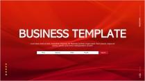 【欧美风图文排版3.0】实用时尚大气商务模板示例2