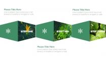 【绿色】欧美简约实用商业计划书项目报告示例7