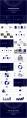 【科技之光-06】簡約大氣工作匯報PPT模板示例3