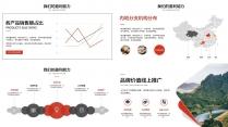 【双配色】UI网页风格时尚模板09示例6