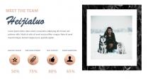 【大理石+金】大气时尚实用商业创意通用模板示例5