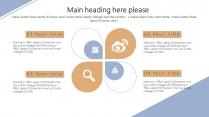 【淡雅简约】清新几何商务报告个人介绍课件展示模板示例7