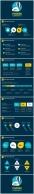 云储存扁平化数据商务报告模板示例7