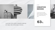 黑白极简商务工作总结汇报计划模板示例3