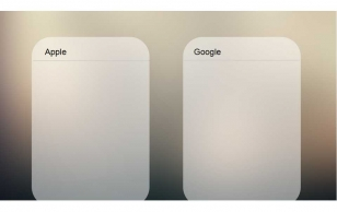 【IOS风格】扁平化商务模板 简洁大气示例4