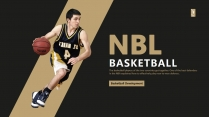 【篮球是种信仰】体育篮球培训教育机构模板