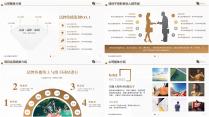 【黑白金】时尚杂志画册风模板11示例5