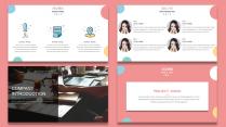 【耀你好看】欧美网页风灵动创意商业计划书3示例4
