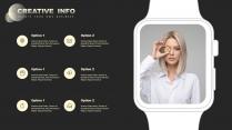 【金色粒子】高品质可视化工作汇报商务总结报告模板示例5