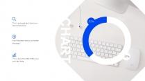 【图文混排】蓝色商务汇报模板04示例7