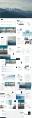 【合计】欧美大气简约商务模板示例3