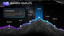 【动画PPT】星陨大气商务模板60.0示例5