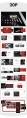 「簡。」黑黃/黑紅極簡商務風4示例8