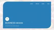 卡片创意企业公司工作总结汇报PPT模板(两种配色)