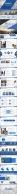 蓝色商务报告PPT模板合集【5套共100页】示例7