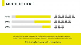 实用且时尚 黄色主题商务PPT示例6