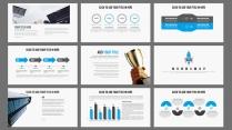 简约高端计划总结年底汇报公关策划培训讲座商务演示示例4