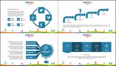 【高大上】多彩体育项目策划提案模板示例7
