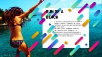 夏威夷风情~sun of a beach