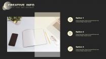 【金色粒子】高品质可视化工作汇报商务总结报告模板示例7