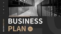【商业必备】高端黑金商业计划书示例2