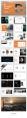 【简约商务】(动静双版)橙黑混排商务杂志风工作汇报示例5