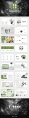 [ 微观 ] 中性军绿色清新web风答辩PPT模板示例6