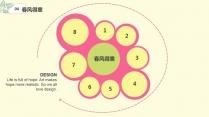 小清新春花系列一示例6