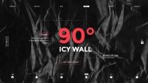【90°】矗立一道冰冷的墙示例2