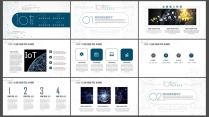 物联网IOT信息技术信息产业智慧城市大数据互联网+示例3