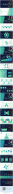 【RSLIDES合集】高端商务黑色经典IOS渐变示例6