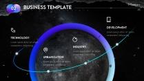 【动画PPT】星陨大气商务模板60.0示例4