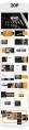 「簡。」黑黃/黑紅極簡商務風4示例5