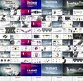 4 IN 1 # 欧美 杂志风 创意数据模板合集示例6