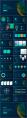 【科技之光 第2弹】极简通用商务报告PPT模板示例5