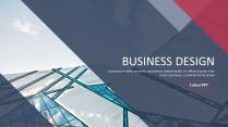 【企业画册 第4弹】简约清新通用商务报告模板