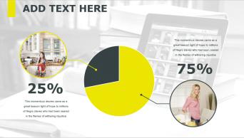 实用且时尚 黄色主题商务PPT示例7