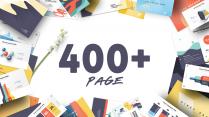 【合集】400多頁60套一鍵換色斯維特商務通用合集