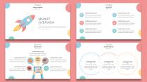【耀你好看】欧美网页风灵动创意商业计划书3示例6