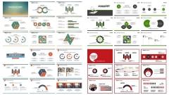 国际范超实用数据商务报告模板-四套合集示例5