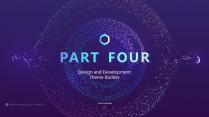 【科技粒子】视觉创意 未来 总结 提案 演讲通用模示例5