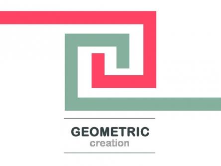 创意几何模板示例