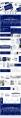 【分条析理A】蓝色科技极简大气商务工作总结年终汇报示例8
