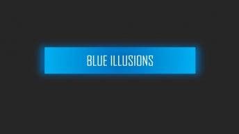 【动态】蓝黑梦幻炫大气简约商务汇报年终总结课题汇报