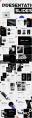 【极简】亮色点缀经典黑白示例6