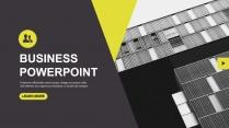 大气稳重企业品牌策划/工作汇报PPT模板