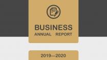 黑金大气—高端工作总结计划商务PPT