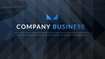 【商务风】简约商务风工作汇报PPT模板11