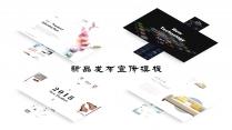 【合集】产品介绍宣传模板