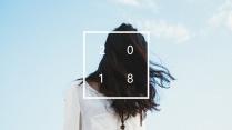 【图文混排】简约商务汇报模板07